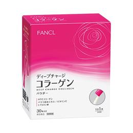 Fancl HTC Deep Charge Collagen 30 Days Powder