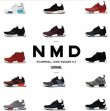 NMD Shoes Ready StockRunning ShoesSport shoes Fashion SneakerMen shoesWomen shoes Size 36-44