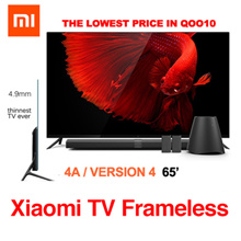 $30coupon❤super sales❤  Xiaomi TV Frameless 55 /65 inches  | V4 75 inches 1 year warranty