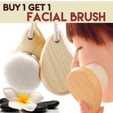 Special promo BUY 1 GET 1 Facial Brush| Sikat Wajah |multifunction product|recommended items|buruan jangan sampai kehabisan