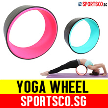 ⏰⚡ Premium Yoga Wheel ☘ Pilates Help ☘ Stretch and achieve your yoga posture ☘ Singapore Seller ☘