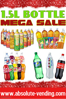 Assorted 1.5L X 12 Bottles Beverage Carton Mega Sale! (Long Expiry)