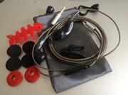 DIY Earbud Sennheiser MX500 Earphone + Mic Upgrade Version Bass Headset