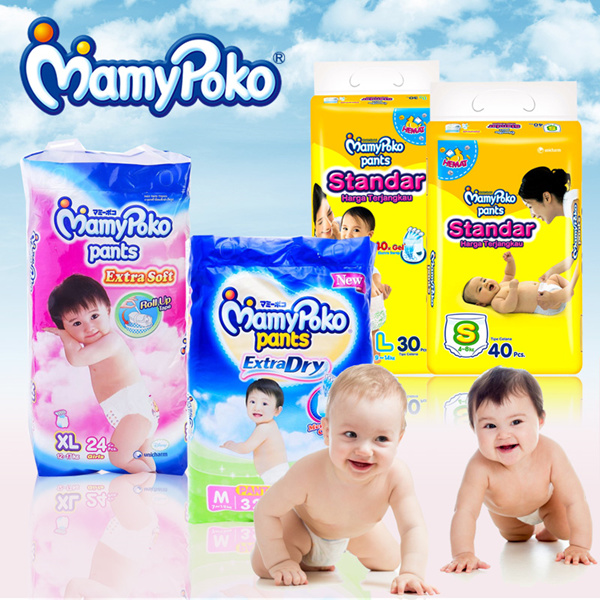 Mamy Poko Pants STANDAR   EXTRA DRY PANTS Mamypoko Diaper   Diapers   Popok Deals for only Rp45.000 instead of Rp97.826