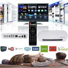 Smart TV-Box Android4.4.4 XBMC Streaming Player 1080P HDMI WIFI Netflix Skype