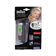 Braun ThermoScan 7 Ear Thermometer IRT6520US