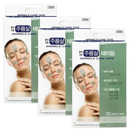 Tera [Wrinkle Care patch]wrinkle free tape anti-wrinkle taping 3boxes-12set-6