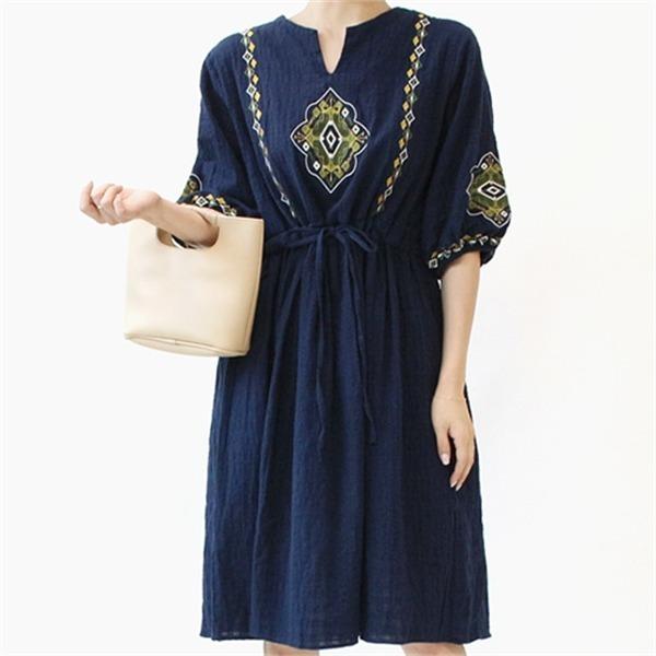 カミング自首ワンピースnew フレアワンピース/ワンピース/韓国ファッション