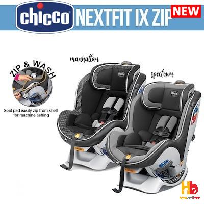 Chicco NextFit IX Zip Manhattan Spectrum