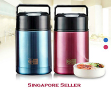 Stainless Steel Thermal Flask/Vacuum Flask/Lunch Box/Lunch Bag/Food Warmer/Mini Cooker/Mug