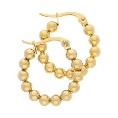 PARISIENNE Clara Stainless Steel 18K gold plated