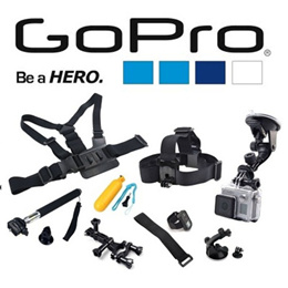 [Bundle Set] GoPro Hero 3 | 4 | 5 | 6 SJ4000 Accessories