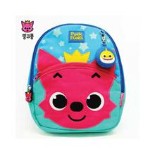 ★[PinkPong] Melody Lost Child Prevention Backpack★Kids Bag / Children / Baby Shark Family / Missing Child