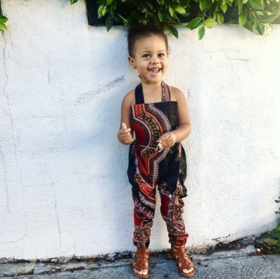Qoo10 African Kids Clothing Traditional Dashiki Print Fashion