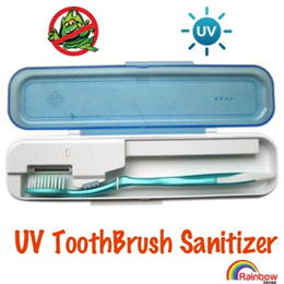 Portable Ultraviolet Toothbrush Sanitizer★for all purpose use★kill germs★UV Light★Travel Storage Toothbrush Holder★Antibacterial★Sanitiser Cleaner★