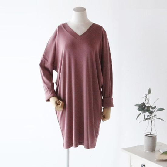ピグメントヤンブイワンピースA17081612 面ワンピース/ 韓国ファッション