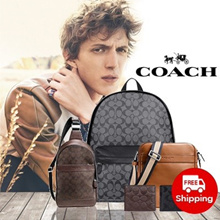 【 MENS COACH ®】Wallet / Shoulder / Messenger Bag Collection © Ship From USA