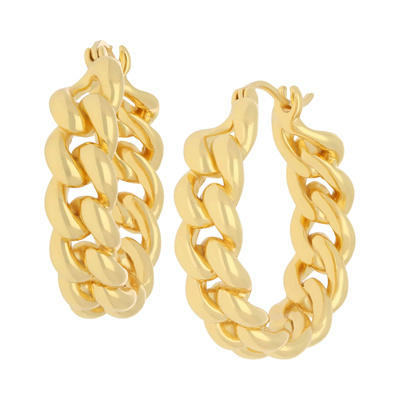 PARISIENNE Celia Stainless Steel 18K gold plated