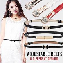 a493e9cc78f High Quality Adjustable Belts   Fashion Waist Belt   PU   Black   Casual  Accessories