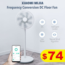 [Local Warranty] ★ Xiaomi MIJIA DC Frequency Stand Fan // Multi Oscillation Mode