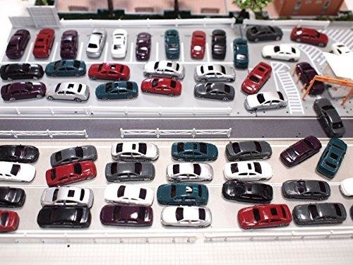 Qoo10 - Right now is a full car NOW! 1/200 scale Z gauge Auto Cars