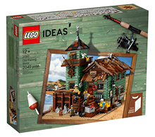 LEGO 21310 Ideas Old Fishing Store