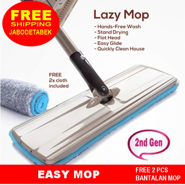 Easy mop Deals for only Rp115.000 instead of Rp115.000