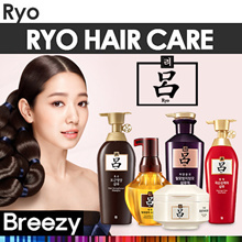 BREEZY ★ [RYO] Hit Item Collection / Korean No.1 Hair Care Brand / Jayang / Hambit / Heuk-un / Cheong-ah / Jinsaengbo / Jasanghwacho / Shampoo / Conditioner / Amorepacific