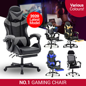 *2020 Gaming Chair*Newly Arrive/ NEW UPGRADE VERSION Gaming chair / LOL Chair / Racer Seat Chair