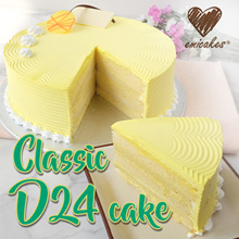 [Emicakes] 600gm Classic D24 Cake is BACK!!