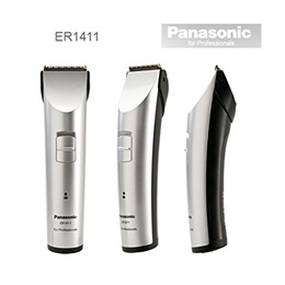Genuine Panasonic ER-1411 Cordless Electronic Professional Hair Clipper Trimmer
