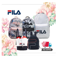 New arrival  FILA Backpack commuter school bag mens ladies bag