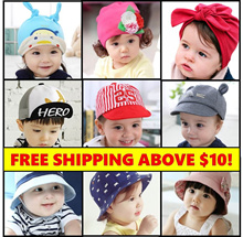 BABY/CHILDREN/KIDS/CAPS/HATS/BEANIES/BEANIE/SUN HAT