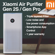$30 Coupon $170 Xiaomi Air purifier 2S/ 2S PRO OLED Display/ App Control Smart Home