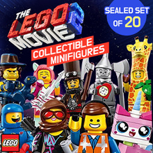 ★LOWEST★ LEGO 71023 THE LEGO® MOVIE 2 Collectible Minifigures / Complete Sealed Set of 20 / Local