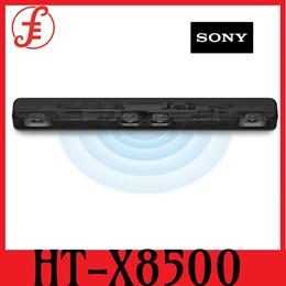 Sony SOUNDBAR HT-X8500 2.1ch Dolby Atmos®/DTS:X® Single Soundbar with built-in subwoofer Bluetooth