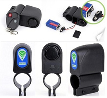 Brand New Anti Theft Bicycle / Scooter Alarm with infra-Red wireless control. Battery Operated. Local SG Stock and warranty !!