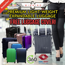 ★LUGGAGE BEST SELLER!!★ AVAILABLE IN 20/24/28 ABS/PC TSA HARD CASE TRAVEL DURABLE LUGGAGE!