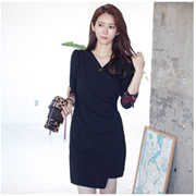 54e94afae880 ☆Korean fashion☆Pencil dress  Wedding guest   special day   Womens suits