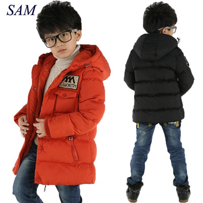 new high new design wide selection discount Boy Winter Coat Jacket Children Winter Jackets For Boys Casual  Hooded Warm Coat Baby Clothi