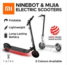 LOWEST PRICE ★SG Seller★Ninebot Segway ES2 E-scooter Xiaomi Scooter MIJIA M365✅UL2271 Certified