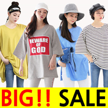 [★THEDADA new product1★]Korean Fashion Ranking no1 2018 arrivals Top Dress Casual loose big Basic