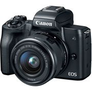 Canon EOS M50 Mirrorless Digital Camera with 15-45mm Lens |EOS M100 Mirrorless Digital Camera