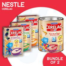 [NESTLÉ CERELAC]【BUNDLE OF 2】CERELAC Infant Cereal