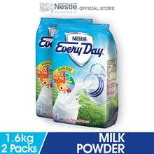 NESTLE EVERYDAY Milk Powder Soft Pack 1.6kg x2 packs