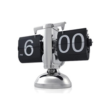 Desktop interior flip clock