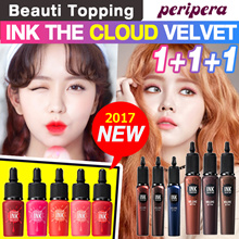 NO OPTIONAL PRICE!★1+1+1★BEST PERIPERA LIP★INK CLOUD VELVET  /INK AIRY VELVET / INK THE VELVET