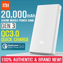 [Super Sale] Xiaomi Mi 20000mAh Gen 3 Power Bank Portable Charger