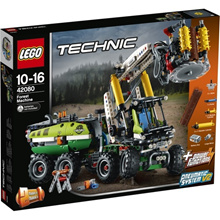 LEGO 42080 Technic: FOREST MACHINE