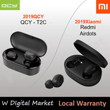 Xiaomi Redmi AirDots Bluetooth Earphone Youth Version stereo Bass BT 5.0 Headphone
